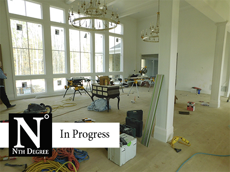 Courter Interior Renovation Redesign