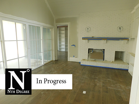 Courter Interior Renovation Redesign