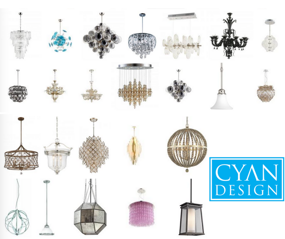 Cyan Design Lighting Collection