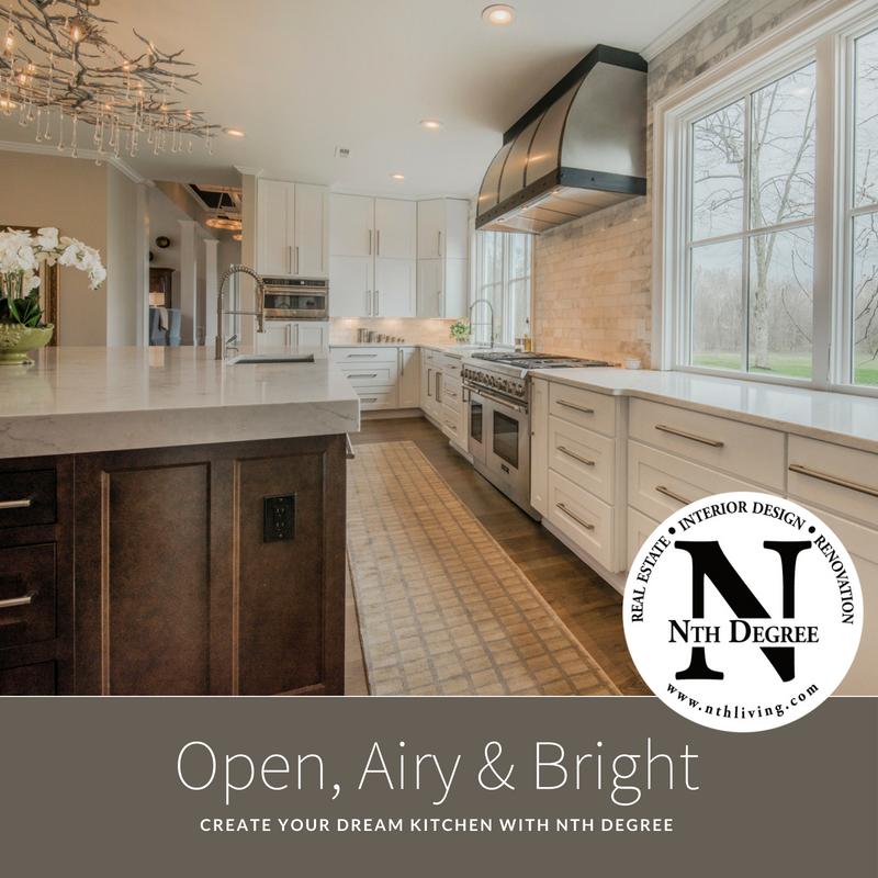 Open, Airy & Bright Kitchen